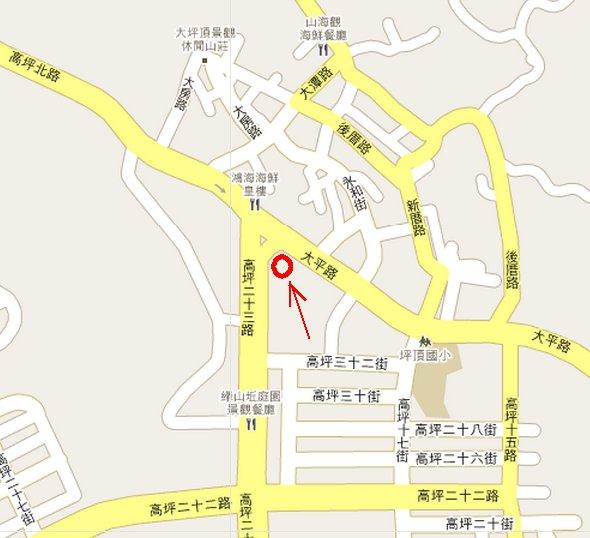 九龍寺地圖二